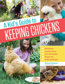 A Kid's Guide to Keeping Chickens - cover