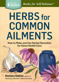 Herbs for Common Ailments - cover