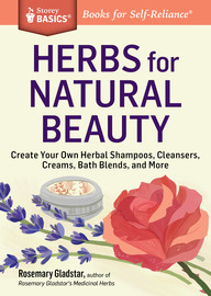 Herbs for Natural Beauty - cover