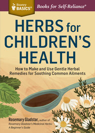 Herbs for Children's Health - cover