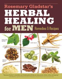 Rosemary Gladstar's Herbal Healing for Men - cover
