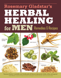 Rosemary Gladstar's Herbal Healing for Men - cover