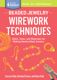 Beaded Jewelry: Wirework Techniques - cover