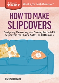 How to Make Slipcovers - cover