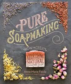 Pure Soapmaking - cover