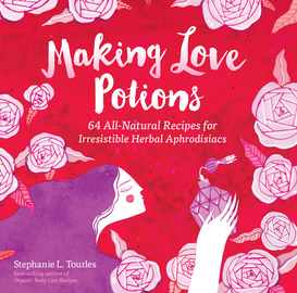 Making Love Potions - cover