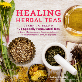 Healing Herbal Teas - cover