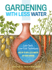 Gardening with Less Water - cover