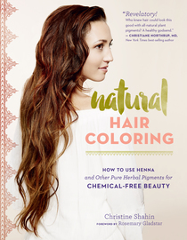 Natural Hair Coloring - cover