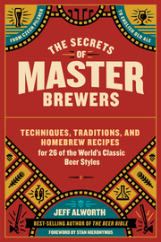 The Secrets of Master Brewers - cover