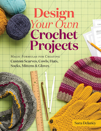 Design Your Own Crochet Projects - cover
