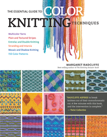 The Essential Guide to Color Knitting Techniques - cover