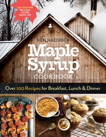 Maple Syrup Cookbook, 3rd Edition - cover