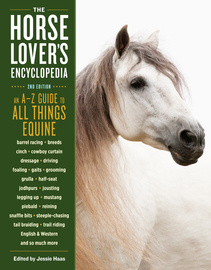 The Horse-Lover's Encyclopedia, 2nd Edition - cover