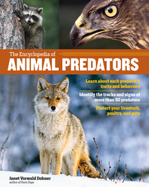 The Encyclopedia of Animal Predators - cover