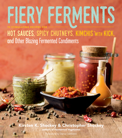 Fiery Ferments - cover