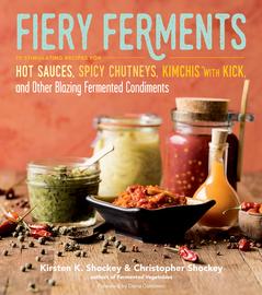 Fiery Ferments - cover