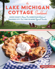The Lake Michigan Cottage Cookbook - cover