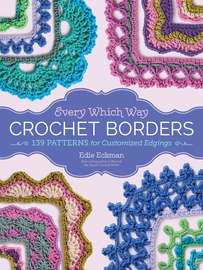 Every Which Way Crochet Borders - cover