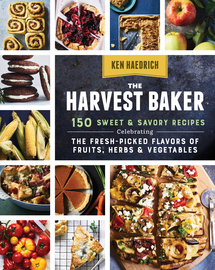The Harvest Baker - cover