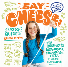 Say Cheese! - cover