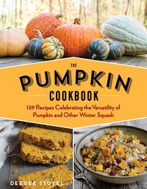 The Pumpkin Cookbook, 2nd Edition - cover