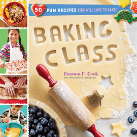 Baking Class - cover