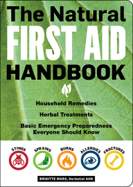 The Natural First Aid Handbook - cover