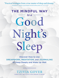 The Mindful Way to a Good Night's Sleep - cover