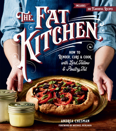The Fat Kitchen - cover