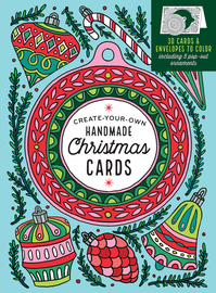 Create-Your-Own Handmade Christmas Cards - cover