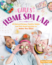 Girls' Home Spa Lab - cover