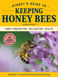 Storey's Guide to Keeping Honey Bees, 2nd Edition - cover