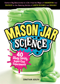 Mason Jar Science - cover