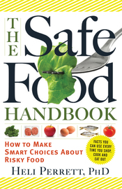 The Safe Food Handbook - cover