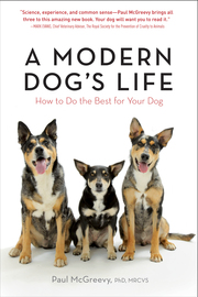 A Modern Dog's Life - cover