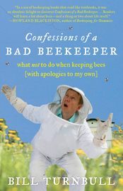 Confessions of a Bad Beekeeper - cover