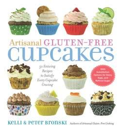 Artisanal Gluten-Free Cupcakes - cover