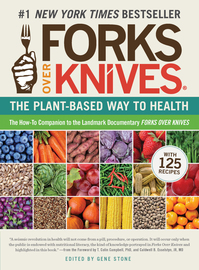 Forks Over Knives - cover