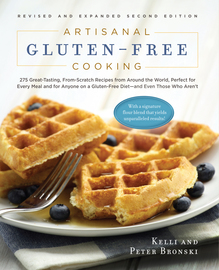 Artisanal Gluten-Free Cooking - cover