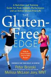 The Gluten-Free Edge - cover
