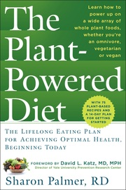 The Plant-Powered Diet - cover