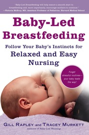 Baby-Led Breastfeeding - cover