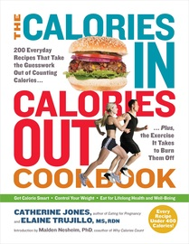 The Calories In, Calories Out Cookbook - cover
