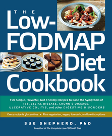 The Low-FODMAP Diet Cookbook - cover