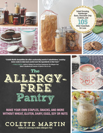 The Allergy-Free Pantry - cover
