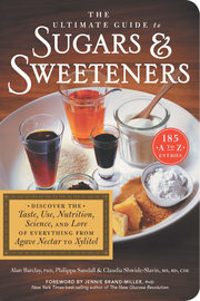 The Ultimate Guide to Sugars and Sweeteners - cover