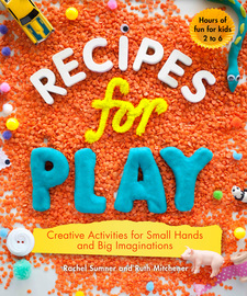 Recipes for Play - cover