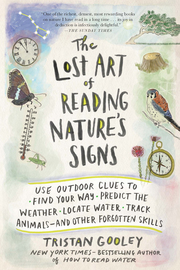 The Lost Art of Reading Nature's Signs - cover