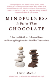 Mindfulness Is Better Than Chocolate - cover